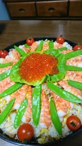 デコレーション寿司2